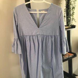 Aritzia Sunday Best Bell Sleeve Dress
